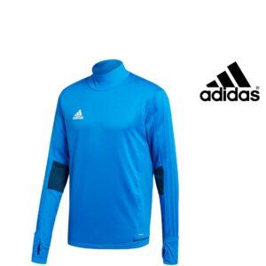 Adidas® Camisola de Treino Tiro 17 Blue | Tecnologia Climacool®