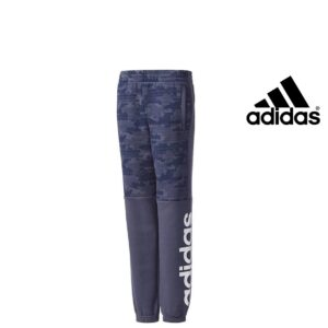 Adidas® Calças de Treino Logo Pants Blue Junior