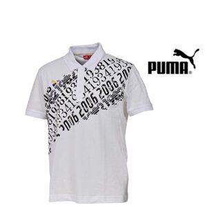 Puma® Polo Branco Seleção Nacional Italiana