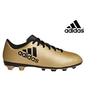 Adidas® Chuteiras Futebol X 17.4 FxG J - Tamanho 37 , 38