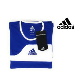Adidas® Camisola Autheno 12 Blue | Tecnologia Climalite®
