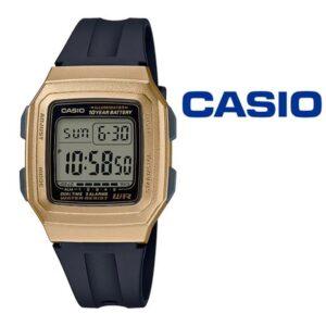 Relógio Casio® F-201WAM-9AVEF