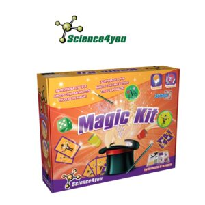 Magic Kit - Descobre o Que é a Magia e a Sua História - Science4you