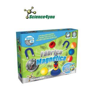 Fábrica Magnética - Entra no Lado Mais Magnético da Ciência - Science4you
