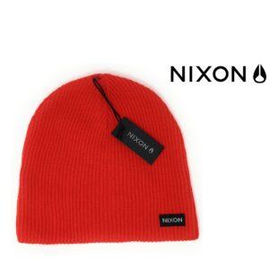 Nixon® Gorro Compass Beanie Red Pepper