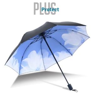 Guarda- Chuva Pequeno Plus Protect Azul