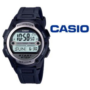 Relógio Casio® W-756-2AVES