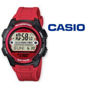 Relógio Casio® W-756-4AVES