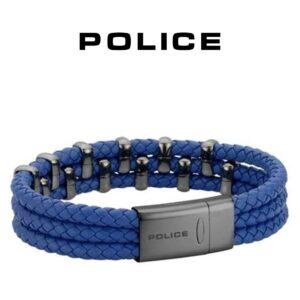 Pulseira Police® PJ26321BLUN/02L | 21cm