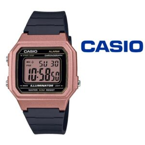 Relógio Casio® W-217HM-5AVEF