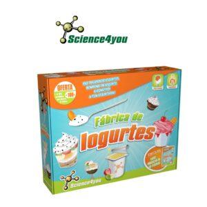Fábrica de Iogurtes - Aprende a Fazer Divertidas Receitas - Science4you