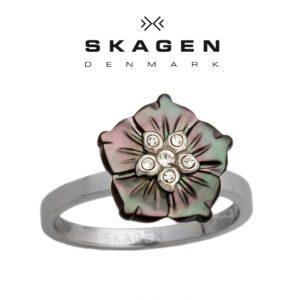 Anel  Skagen® JRSB023 | Tamanho 52