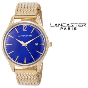 Relógio Lancaster Paris® Heritage Cronógrafo 42mm | MLP003B/YG/BL