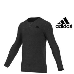 Adidas® Camisola Essentials LS | Tecnologia Climalite®