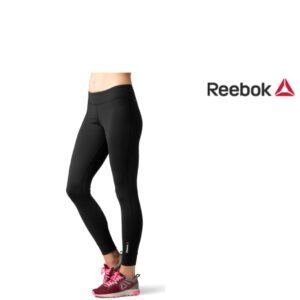 Reebok® Leggings One Series Black | Tecnologia Speedwick