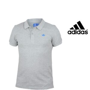 Adidas® Polo Originals Adi Grey