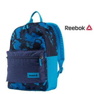 Reebok® Child Backpack Blue | Includes Case