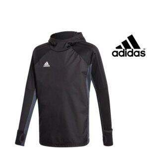 Adidas® Camisola Tiro 17 Junior | Tecnologia Climawarm® | Tamanho 7-8 Anos