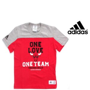 Adidas® T-Shirt Chicago Bulls One Team Junior