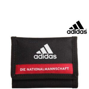 Adidas® Carteira Alemanha Preta