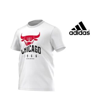 Adidas® T-Shirt Chicago Bulls White 1966