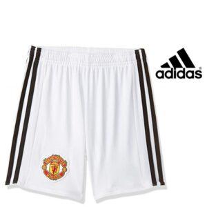 Adidas® Calções Manchester United Oficial Junior | Tecnologia Climacool®