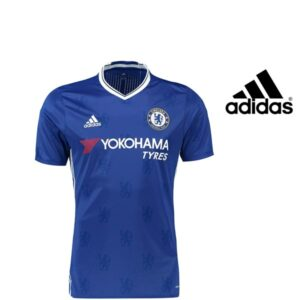 Adidas® T-Shirt Chelsea Oficial Junior | Tecnologia Climacool®