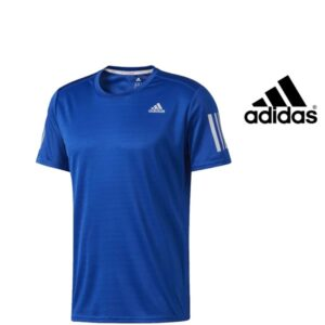 Adidas® T-Shirt Training Response Blue | Tecnologia Climacool®