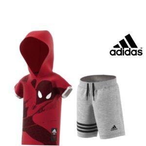Adidas® Conjunto Infantil Spiderman Marvel