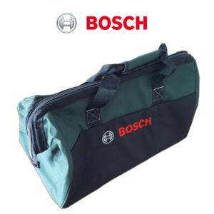 Saco Ferramentas Bosch®Armazene e Transporte as Suas Ferramentas com Alça de Ombro Reforçada para Suporte Extra