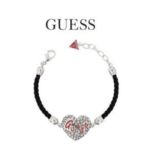 Guess® Bracelet UBB71218 | 17 cm | Brown