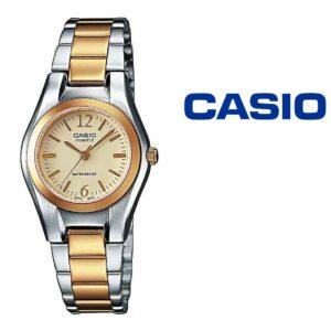 Relógio Casio® LTP-1280PSG-9A