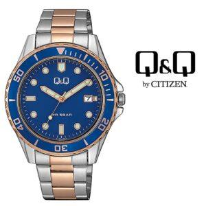Relógio Q&Q® by Ciziten | Fashion A172J422Y
