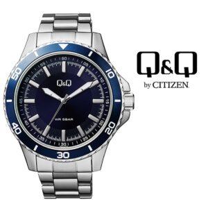 Relógio Q&Q® by Ciziten | Fashion QB24J202Y