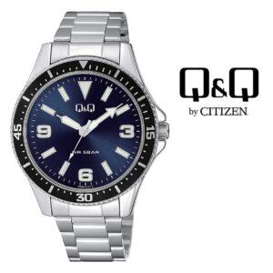 Relógio Q&Q® by Ciziten | Fashion QB64J215Y