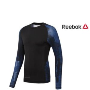 Reebok® Camisola de Treino Combat Rashguard