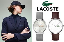Relógios - Police® - Lacoste®