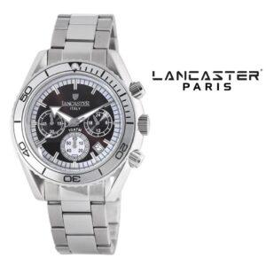 Relógio Lancaster Paris® Cronógrafo 45mm | OLA0500BR/BR