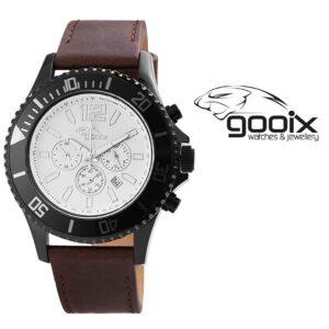 Relógio Gooix® Cronógrafo GX0600531A   10ATM