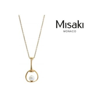 Colar Misaki® QCRPSARATOGA | Gold