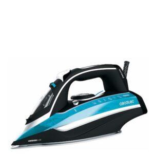 Ferro de Vapor Cecotec 3D ForceAnodized 550 | 400 ml 3100W Preto e Azul