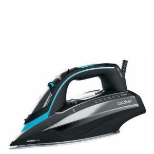 Ferro de Vapor Cecotec 3D ForceAnodized 750 Smart | 400 ml | 3100W Preto Azul