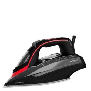 Ferro de Vapor Cecotec 3D ForceAnodized 950 Smart i-Pump | 400 ml | 3100W Preto e Vermelho