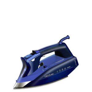 Ferro de Vapor Cecotec Forcetitanium 720 Smart 300 ml 3000W Azul