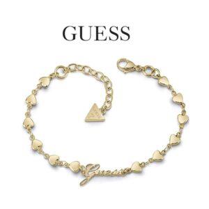 Guess® Pulseira UBB28007-L | Dourado