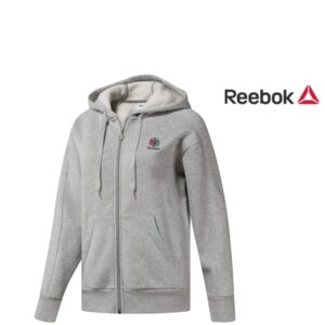 Reebok® Casaco Fleece Full Grey