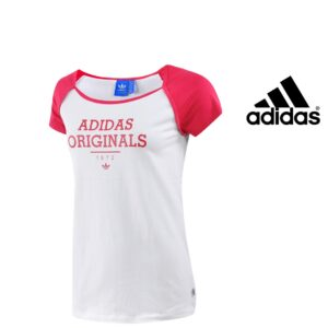 Adidas® T-Shirt College Logo Q1