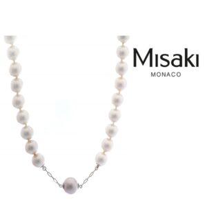 Colar Misaki® QCRNANGELINA | Silver