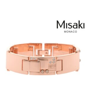 Pulseira Misaki® QCRBSTARGATE | Rose Gold