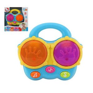 Interactive Toy for Babies Mini Musical Drum